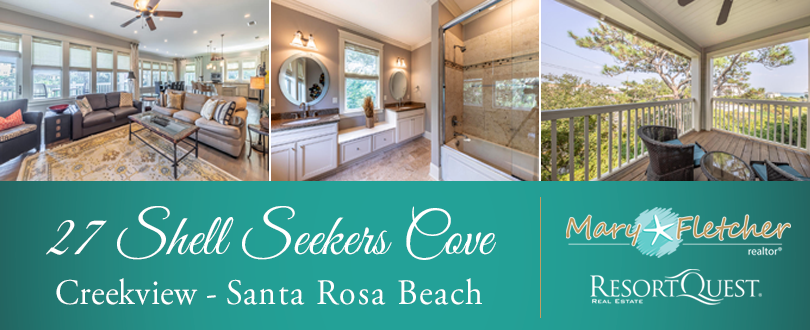 27 Shell Seekers Cove, Santa Rosa Beach, FL 32459