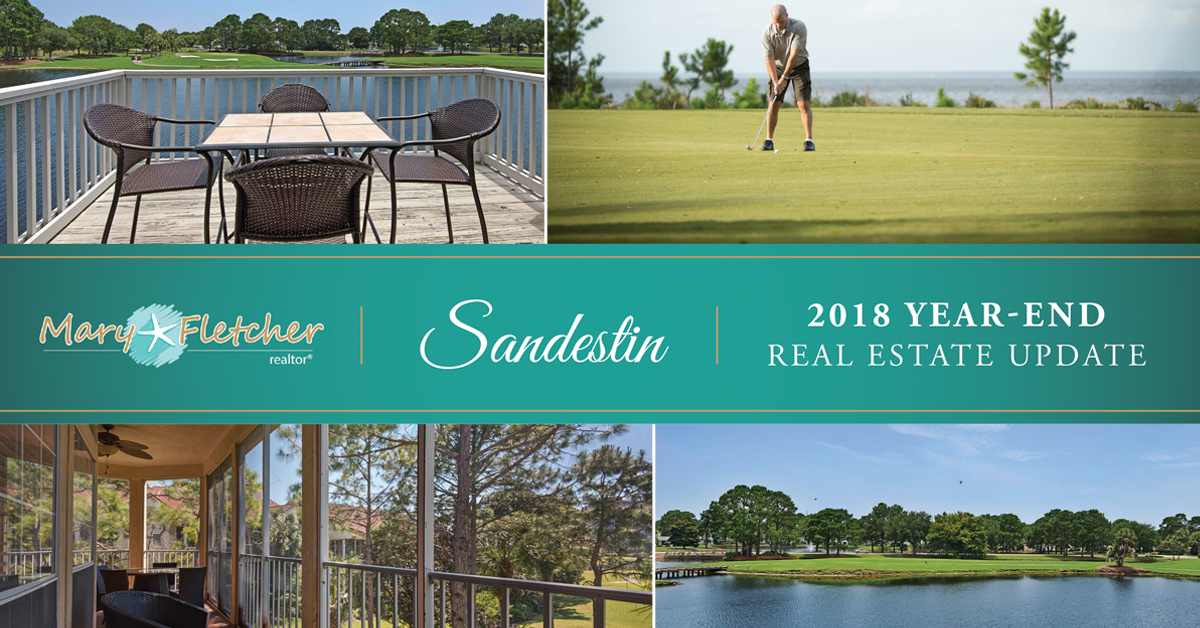 Sandestin 2018 Year-End Real Estate Update