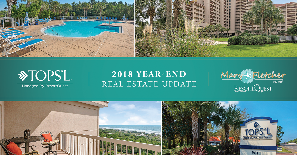 TOPS'L 2018 Year-End Real Estate Update