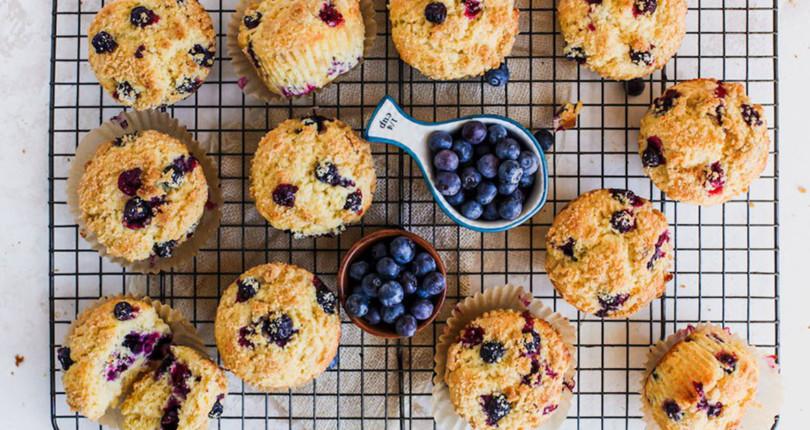 Best Blueberry Muffins