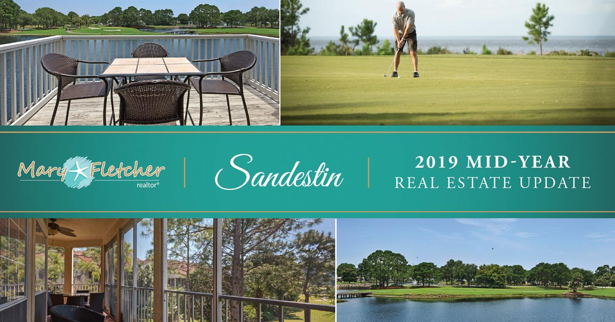 Sandestin 2019 Mid-Year Real Estate Update
