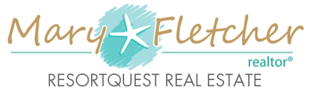 Mary Fletcher Realtor at ResortQuest Real Estate logo