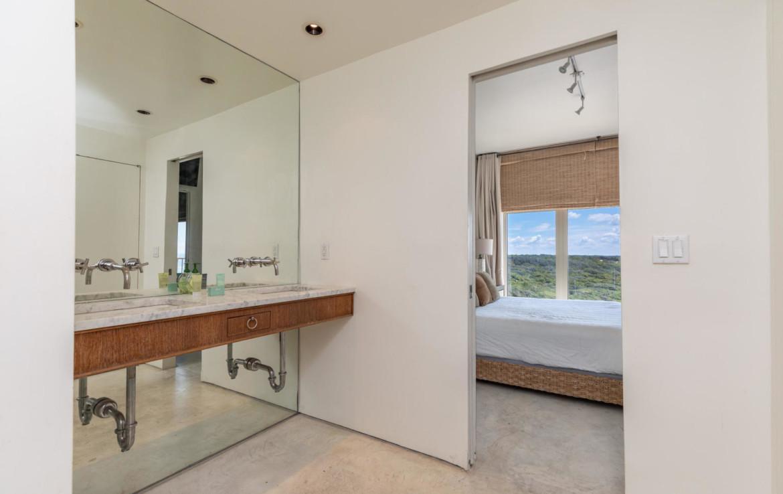 21-TOPS'L-Beach-Manor-Unit-C-606-Bathroom-Bedroom-View