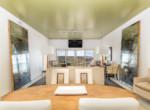 28-TOPS'L-Beach-Manor-Unit-C-606-Dining-Living-Balcony-View