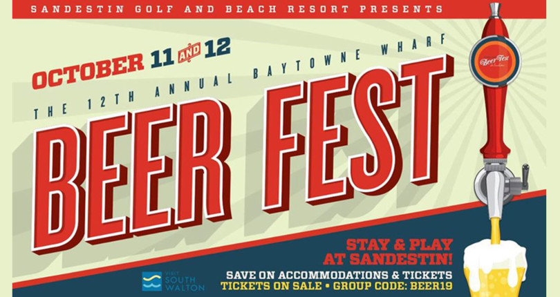 12th Annual Baytowne Wharf Beer Festival