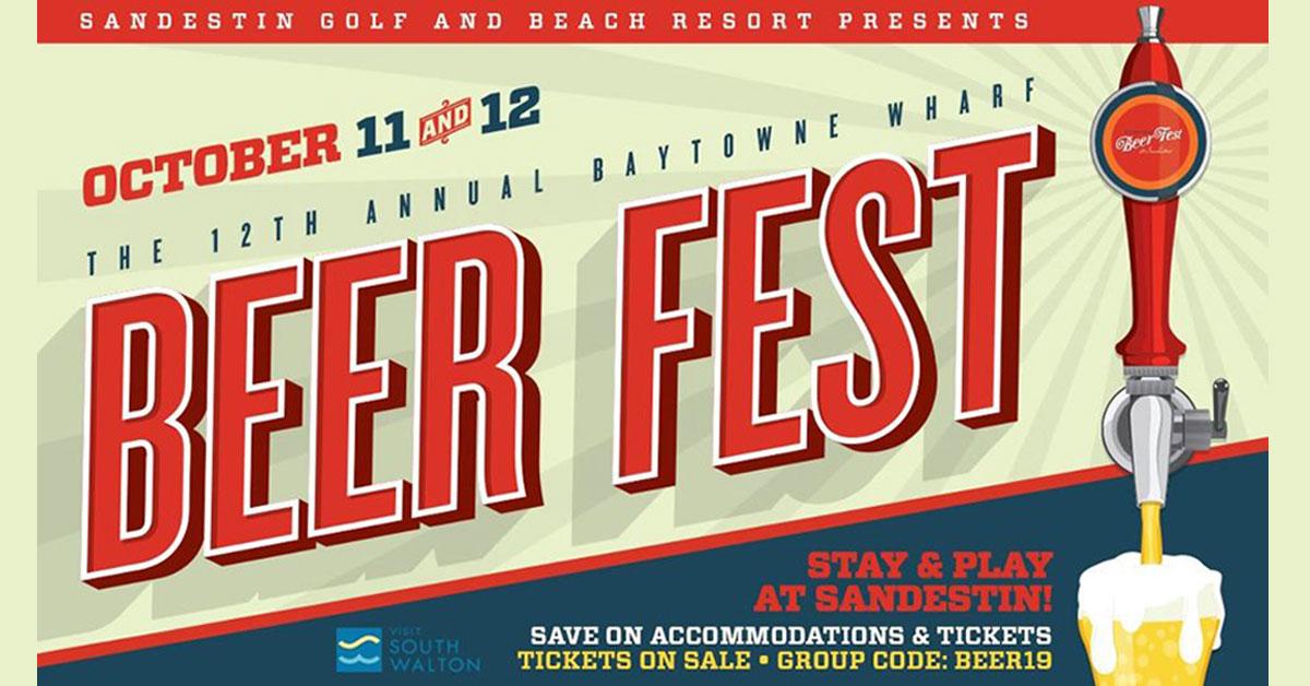 12th Annual Baytowne Wharf Beer Festival