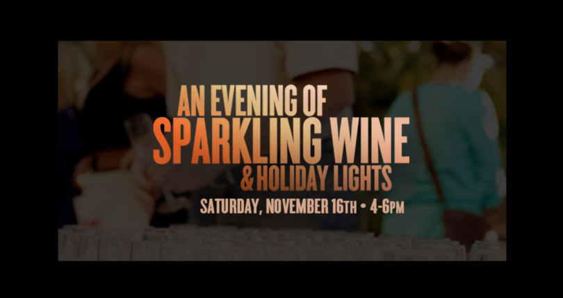 The Sandestin Wine Festival Presents: Sparkling Wine & Holiday Lights