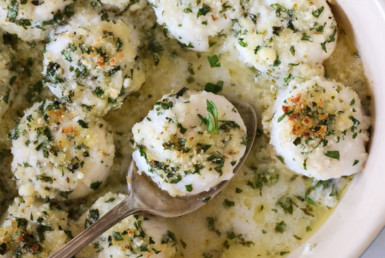 baked scallops with panko and parmesan recipe