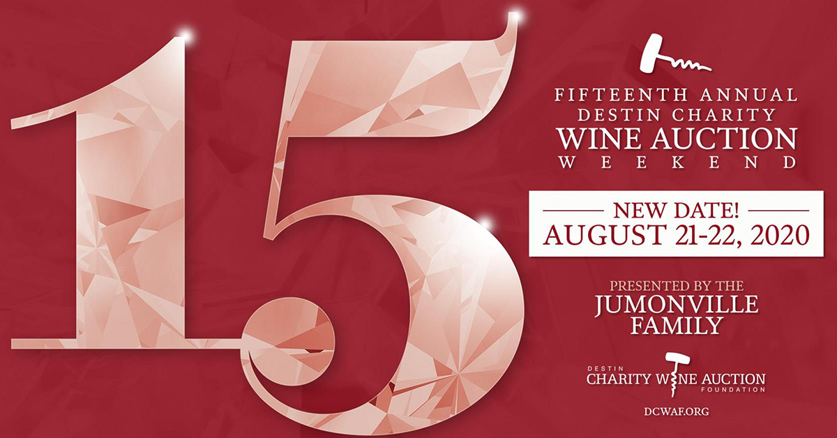 15th Annual Destin Charity Wine Auction Weekend