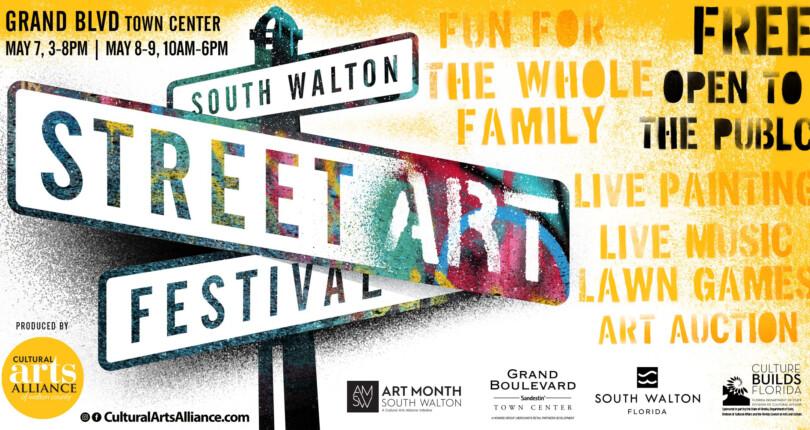 South Walton Street Art Festival