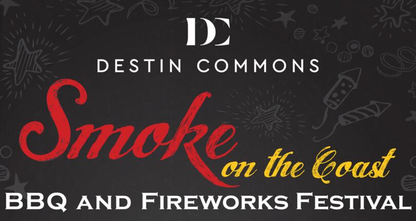 Smoke on the Coast BBQ & Fireworks Festival